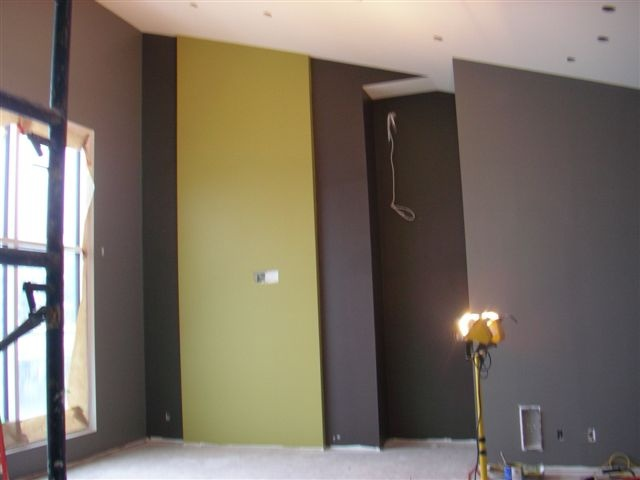 Beautiful Wasabi Paint Colour By Benjamin Moore A Pop