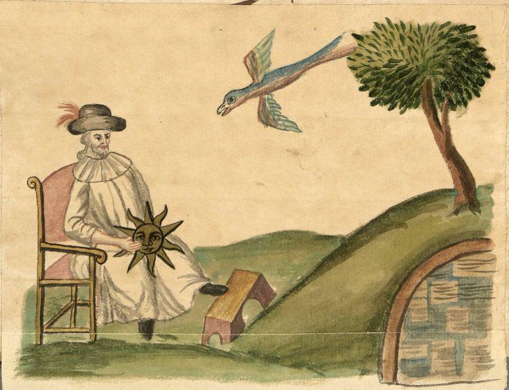 Image from: Clavis Artis, Ms-2-27, Trieste, Biblioteca Hortis, vol. 2, p. 72.