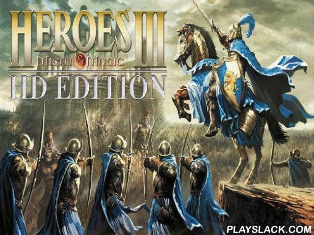 Might And Magic: Heroes 3 - HD Edition  Android Game - playslack.com , popular turn-based strategy with brand-new graphics. Players will meet insect Catherine Ironfist again. She need to join the groups of her country destroyed  by war and get the empire of Erathia. remove into the world of mind-blowing combats, where each stride needs to be carefully thought  and the best tactics should be chosen. palace transformations are also an all-important fact to consider.