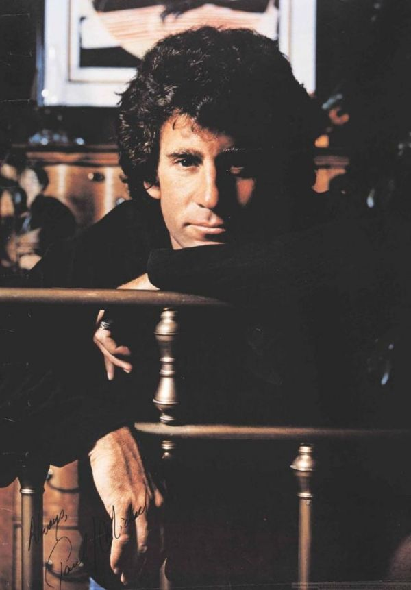 Paul Michael Glaser...I had this poster by my bed ....oh, it was 1980-something :-)