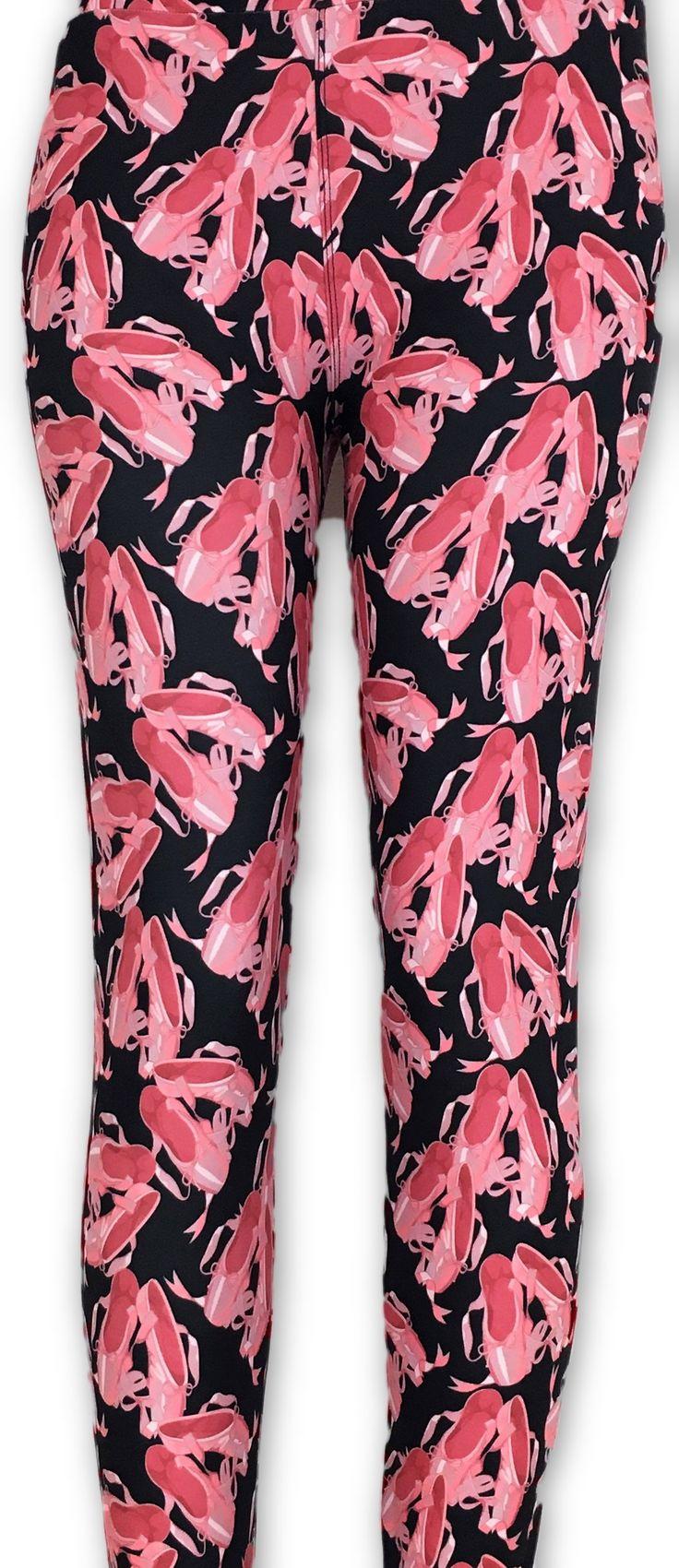 Ballerina Pink Slippers