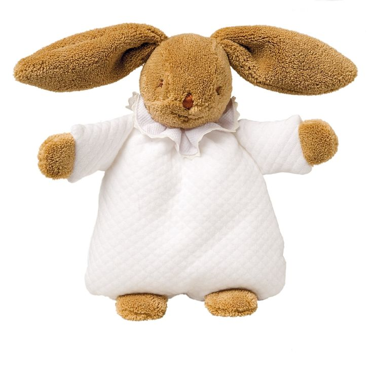 Trousselier Soft Bunny with Rattle