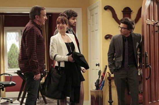 Jonathan Taylor Thomas on Last Man Standing Pictures