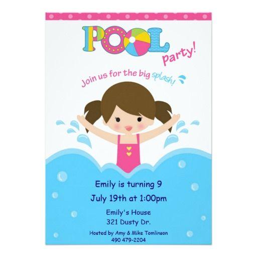 Cmo hacer una fiesta de piscina para adolescentes