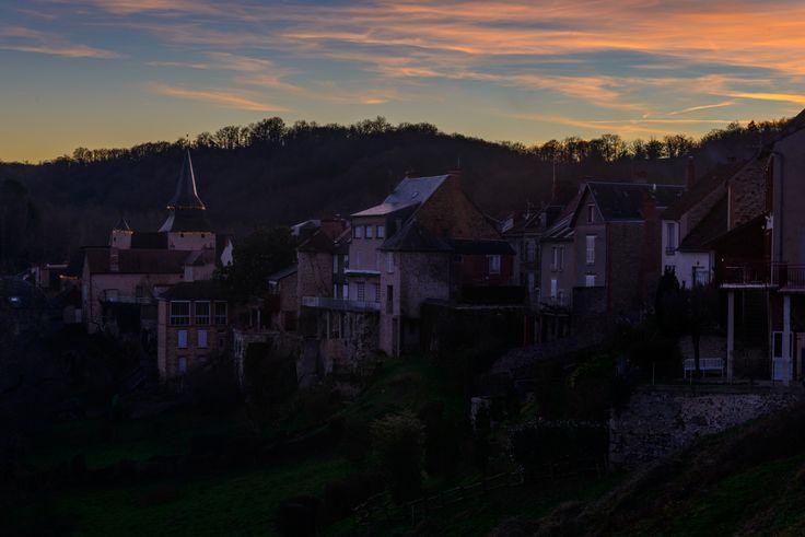 La Celle-Dunois by Lari Huttunen on 500px