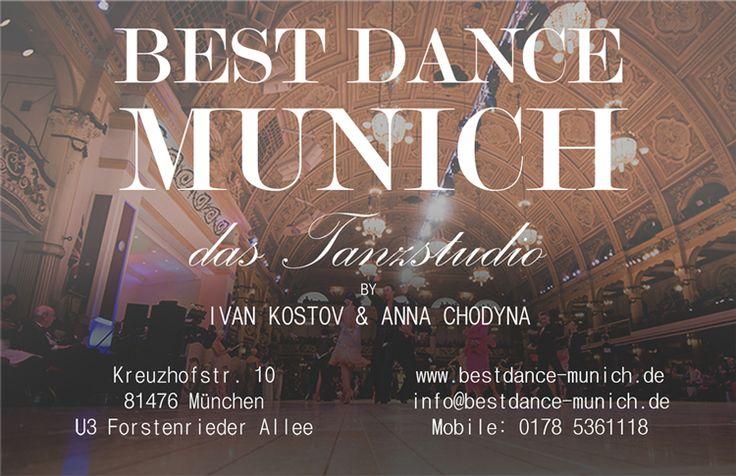 BEST DANCE MUNICH das Tanzstudio  www.bestdance-munich.de