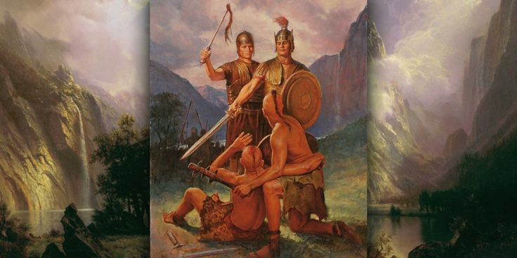 """Why Wouldn't Zerahemnah Swear an Oath to Moroni? by Book of Mormon Central 