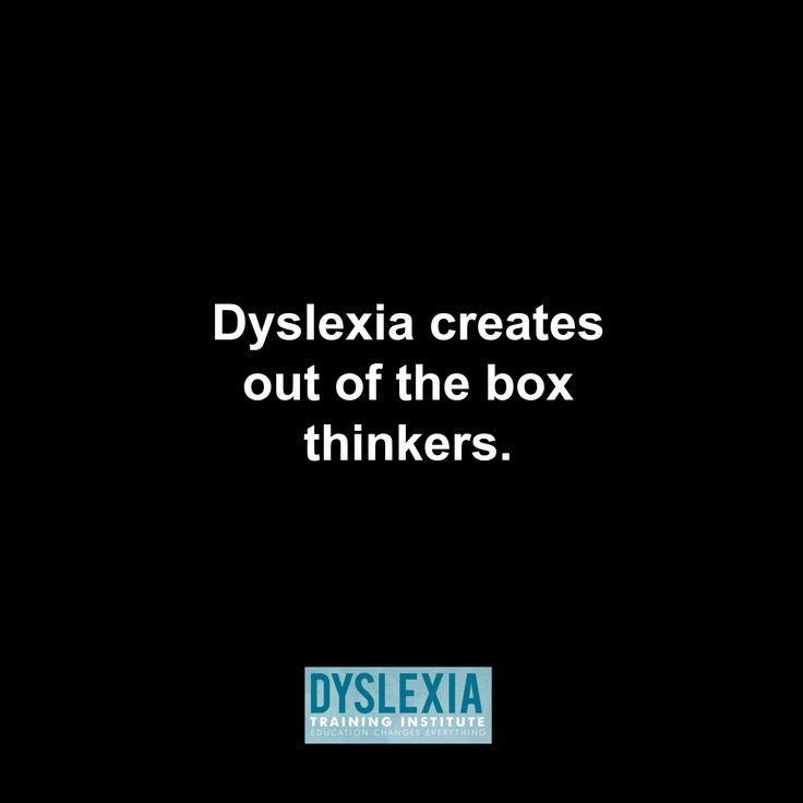 Dyslexia Awareness Silvers: 26 Best Dyslexia Images On Pinterest