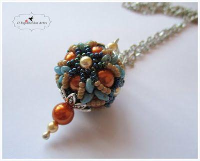 """Mystic Pearl"" Pendant"