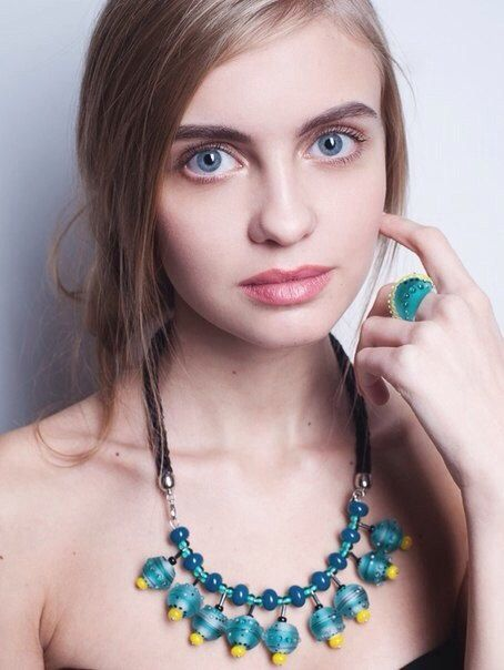 teal and green by Monica on Etsy