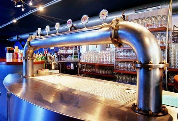 Organic Brewery Brewpub Officina della Birra #GreenWhereabouts #OfficinadellaBirra #brewpub #organic #beer #beerlovers #craftbeer #brewery #milan #italy