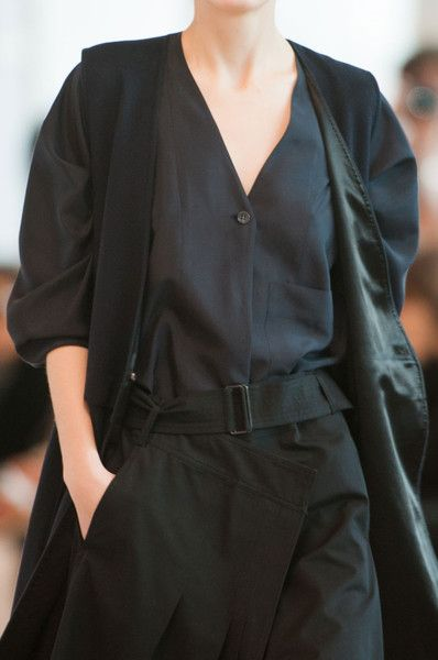 Christophe Lemaire Fall 2014 - Details