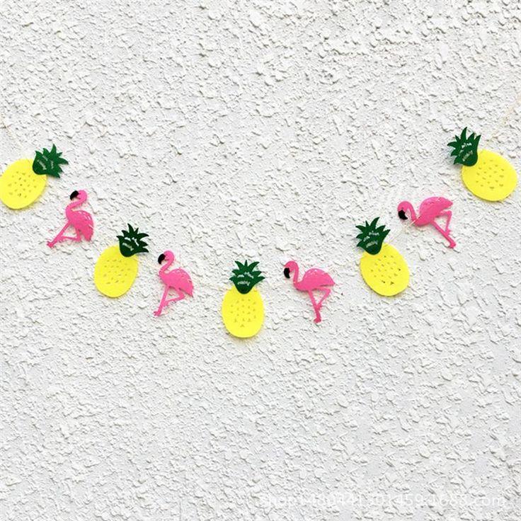 Ucuz Pembe Flamingo Ananas Parti Banner Kızlar Odası Dekorasyon Mutlu Doğum Günü Çelenk Afiş Flama 2017, Satın Kalite Olay & Parti doğrudan Çin Tedarikçilerden: Pembe Flamingo Ananas Parti Banner Kızlar Odası Dekorasyon Mutlu Doğum Günü Çelenk Afiş Flama 2017