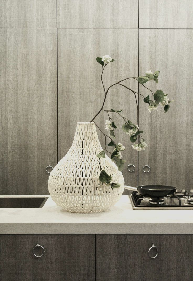 Vase, kitchen, styling, woonbeurs 2012