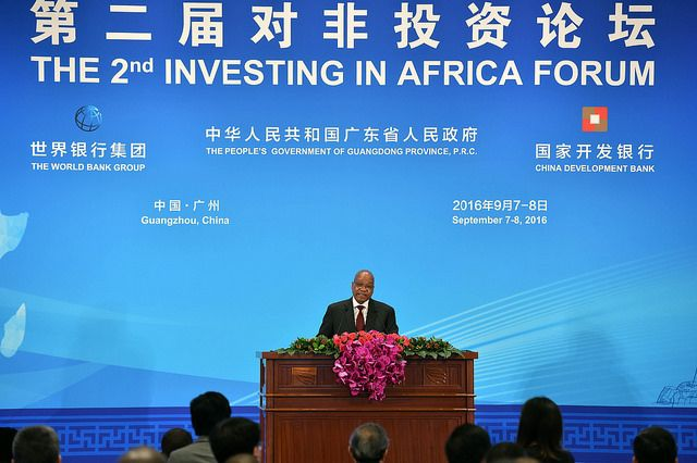 """The World Bank and the China Development Bank launch Investing in Africa Think Tank Alliance  World Bank Group President Jim Yong Kim announced that the Investing in Africa Think Tank Alliance was officially launched at the 2nd Investing in Africa Forum in Guangzhou, China held between September 7th and 8th. This is a joint initiative by China's Ministry of Finance, the China Development Bank and the World Bank. The aim is to bring together the intellectual capabilities of think tanks and…"