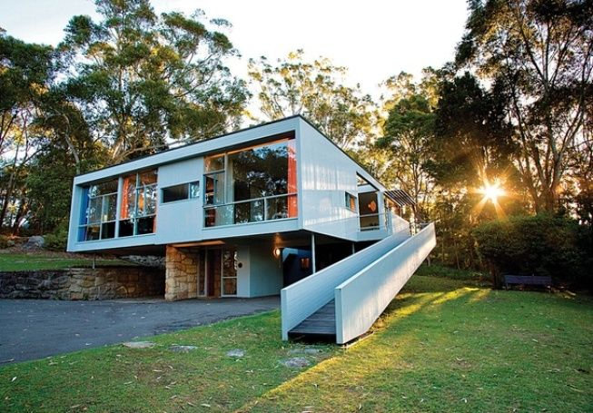 Iconic Australian Houses Book and Exhibition, curated by author and design expert Karen McCartney featuring Rose Seidler House in Wahroonga | Broadsheet Sydney - Arts & Entertainment...