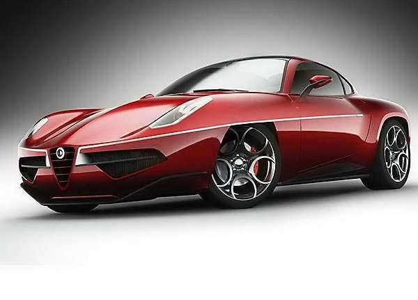 Alfa Romeo 2018 2019 Disco Volante U2014 The Return Of The Flying Saucer