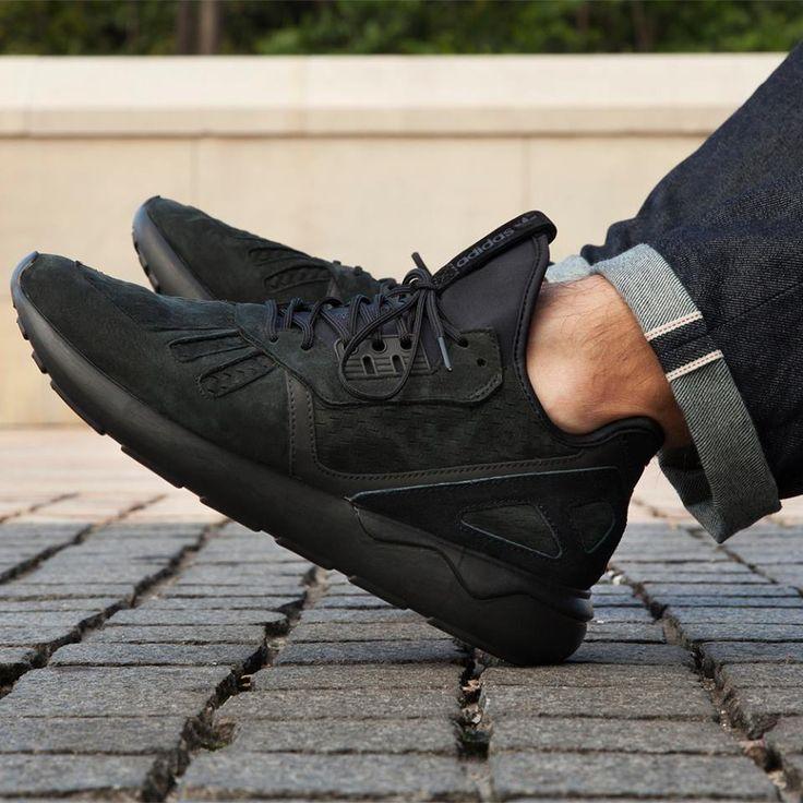 sports shoes fcd73 ef9c4 Adidas Originals Tubular Entrap Primeknit M Core Black Core White Men s  Women s Casual Shoes