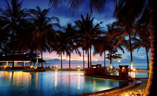 Phuket,Kata Noi beach,  katathani phuket beach resort. A wonderful and romantic place!  #Phuket #Thailand