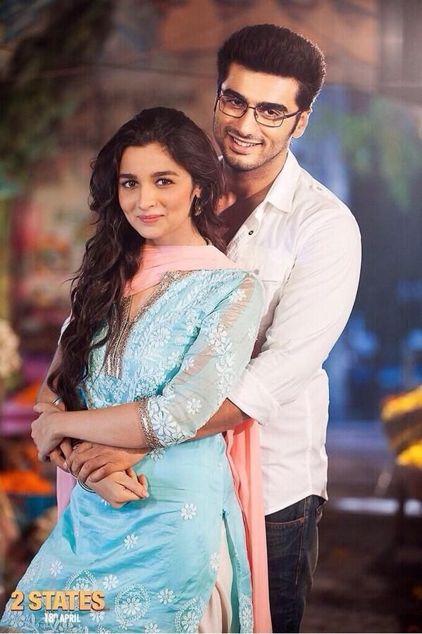 Arjun Kapoor and Alia Bhatt ~ Go Mast and Magan in Love with Krish and Ananya