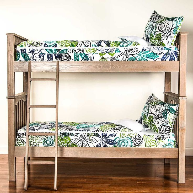 Bali Twin Size Bunkie Includes Pillow Sham Bed quilt