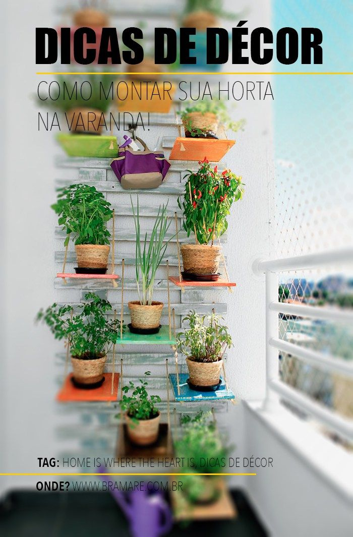 16 Best Como Decorar Tu Sala Este 2017: 25+ Best Ideas About Como Montar Uma Horta On Pinterest