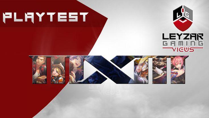 Master X Master (MXM) - Alpha Playtest 3