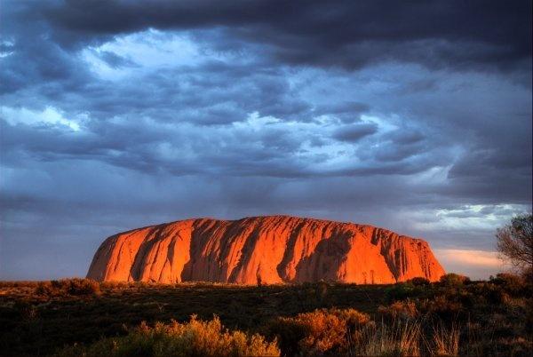 Uluru aka Ayers Rock, Australia