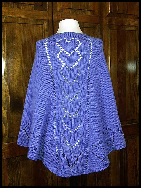 Free Knitting Patterns For Worsted Weight Yarn : 43 best images about Prayer Shawls on Pinterest Free pattern, Wedding shawl...