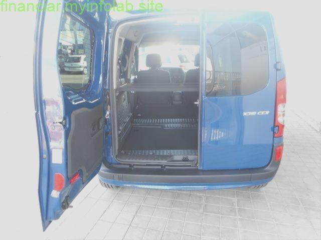 Mercedes Benz Citan 109 Cdi Tourer Select M1 Imagen 5 Benz Cdi Citan Imagen Mercedes Planificacióndelajubilac Mercedes Benz Benz Money Management