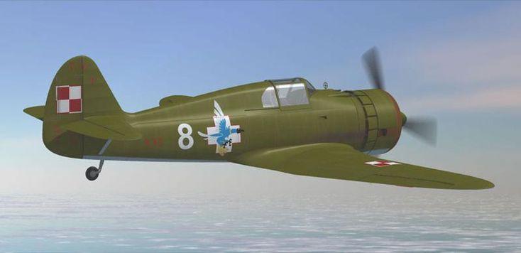 Опоздавший. PZL-50 Jastrzab Польша