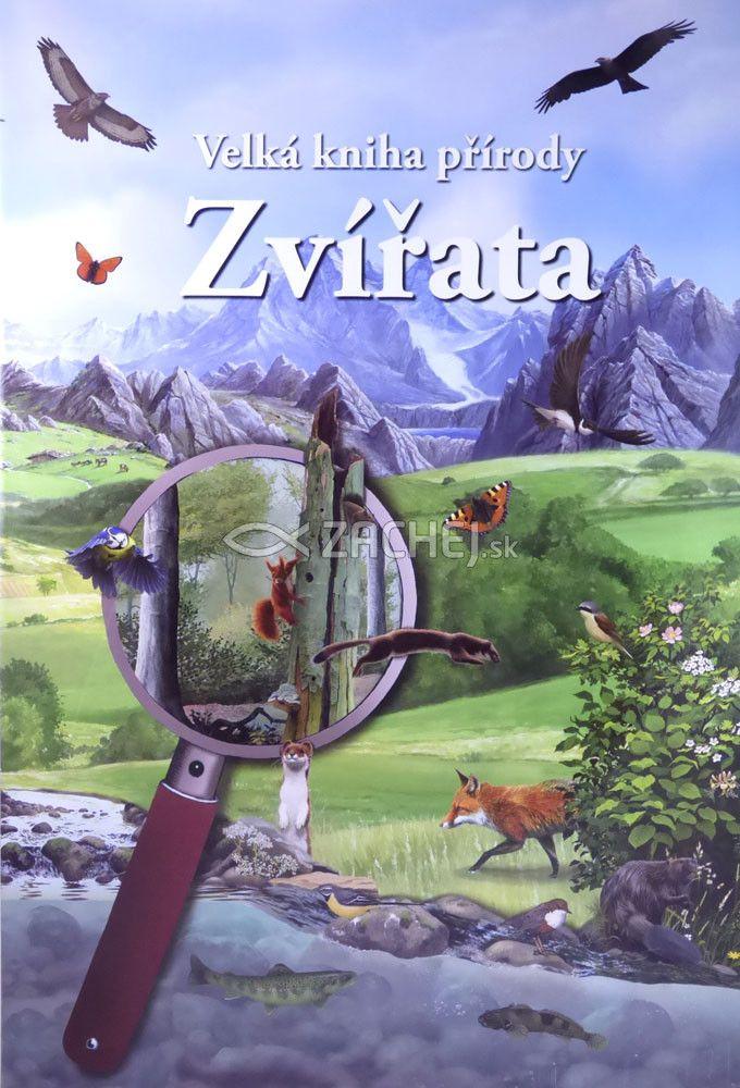 Velká kniha přírody - Zvířata | 12,51 € - obrázok