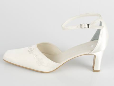 Sko - Ivory: Adelaine | Utsiden av skoen 549 kr