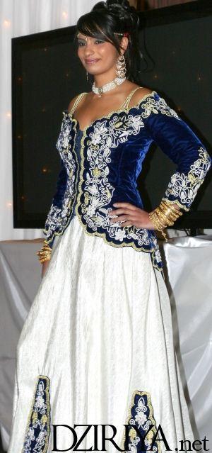 mode - robes traditionnel… - Défilé a oran! - robe mariage… - la cuisine la vie la mode oranaise