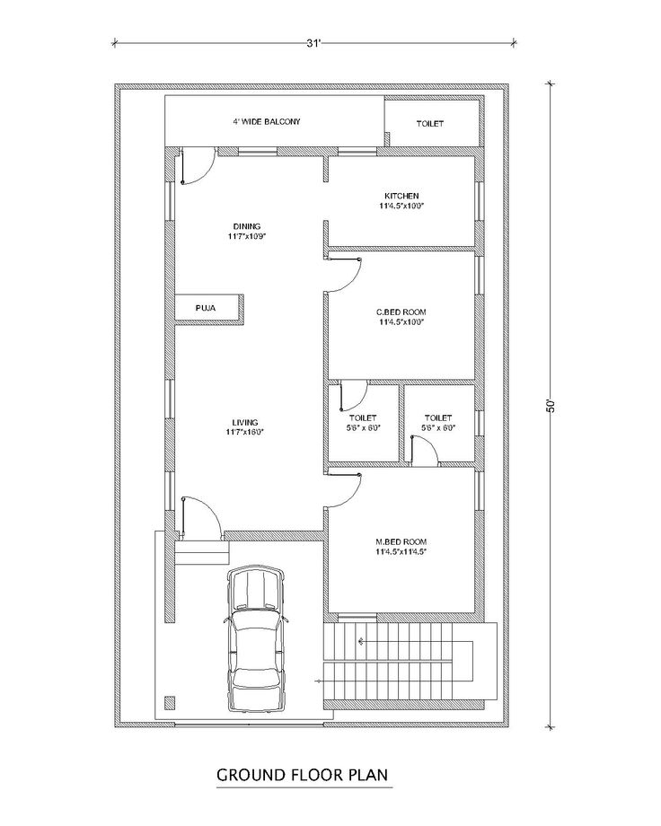 We Are Viewing West Face Plan In This Paln Two Bed Rooms Is Or Very