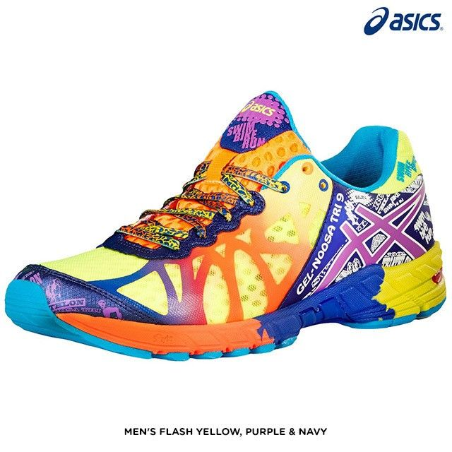 Asics Men's or Women's Gel Noosa Tri 9 Sneakers - Assorted Colors