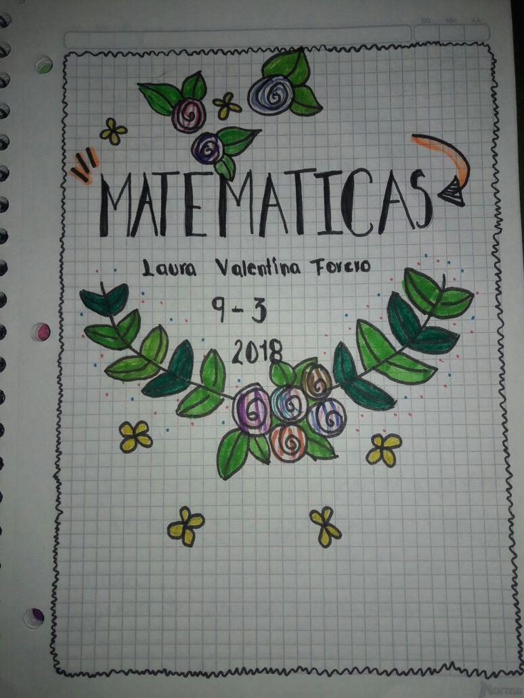 Ideas para marcar cuadernos