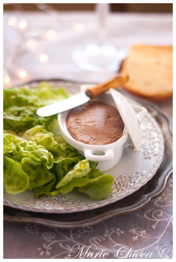 Faux foie-gras de grand-mère à la Lyonnaise ( Recette traditionnelle alternative au foie-gras )