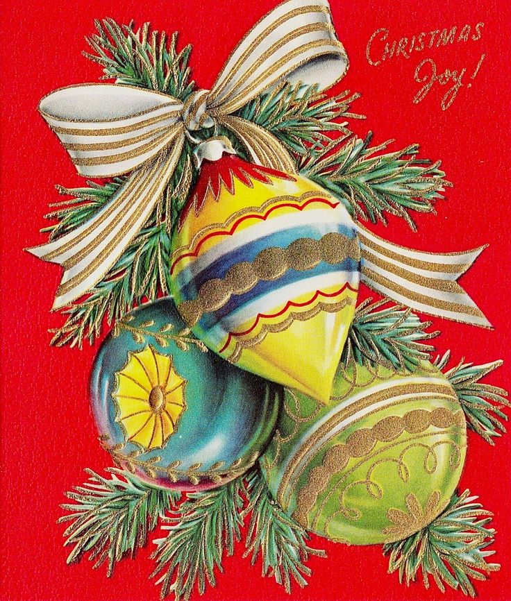 Merry Christmas Ornaments: 199 Best Images About Christmas Vintage-Ornaments