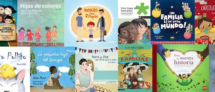 27 cuentos sobre la diversidad familiar
