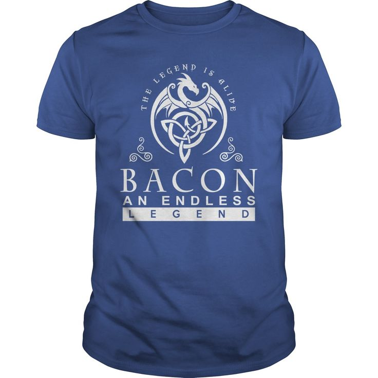BACON The Legend is Alive an Endless Legend  #bacon #share #vintage #boebot