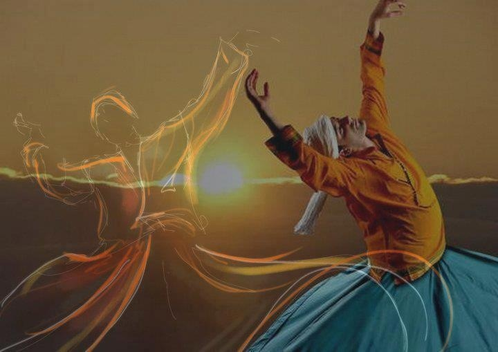 Dance until you shatter yourself ~~Rumi~~