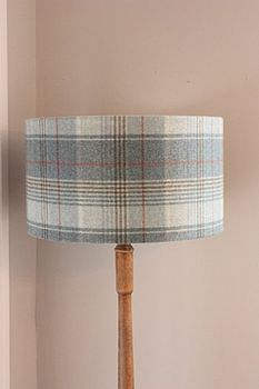 86 best lamp shades images on pinterest lamp shades lampshades handmade tartan lampshades by pins and ribbons 26 aloadofball Gallery