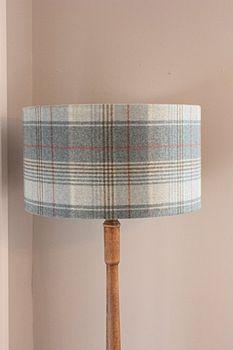 Handmade Tartan Lampshades    by Pins and Ribbons            £26