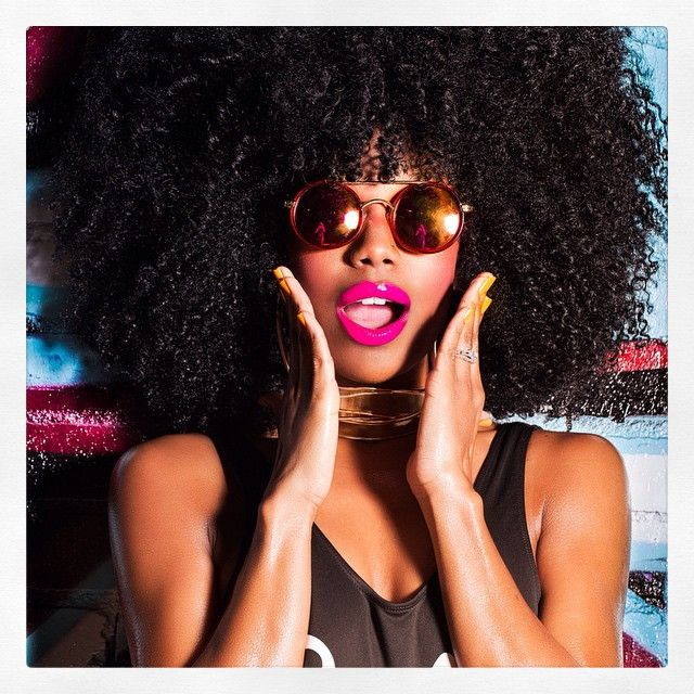 17 Popular Natural Hair Youtubers That Slay Us Daily With Glamorous Pictures [Gallery] Read the article here - http://www.blackhairinformation.com/general-articles/playlists/17-popular-natural-hair-youtubers-that-slay-us-daily-with-glamorous-pictures-gallery/