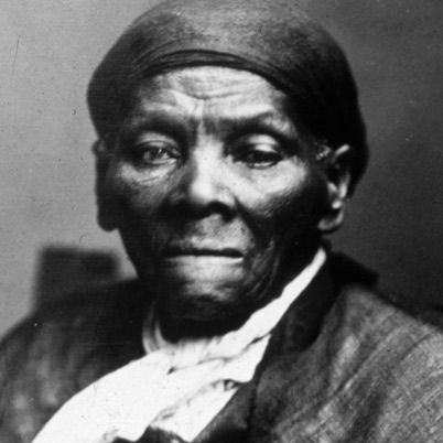 """""""I never ran my train off the track, and I never lost a passenger."""" — Harriet Tubman"""