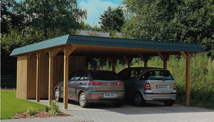 Deep 2 Car Carport : Images about rustic car ports on pinterest arts