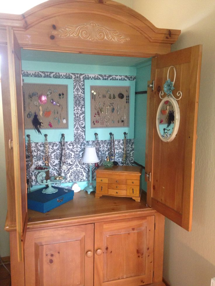Top 25 Best Tv Armoire Ideas On Pinterest Armoires Armoire Redo And Linen Storage
