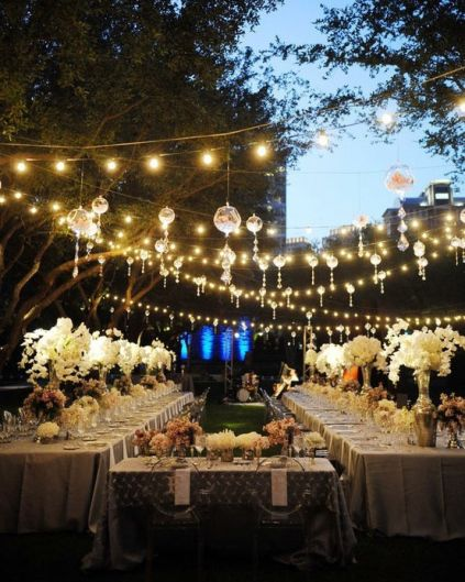 gatsby party lights