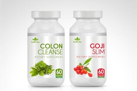 $19.990 en vez de $37.760 por pack de pastillas Goji + Colon Cleanse. Incluye despacho